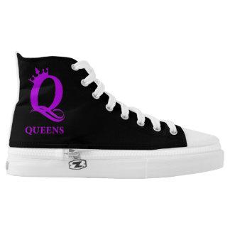 Queens New York Zipz Shoes