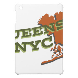 Queens NYC Cover For The iPad Mini