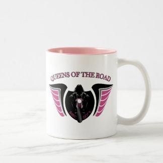 """Queens Of The Road"" Mug"