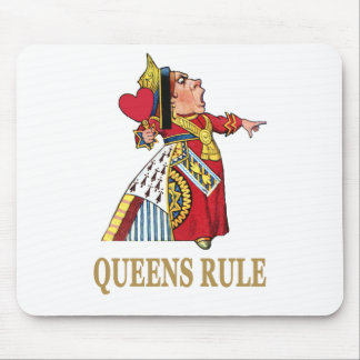 Queens Rule! Mouse Pads