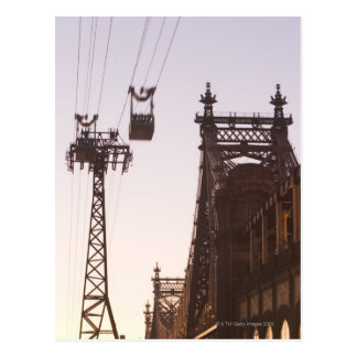 Queensboro Bridge Postcard