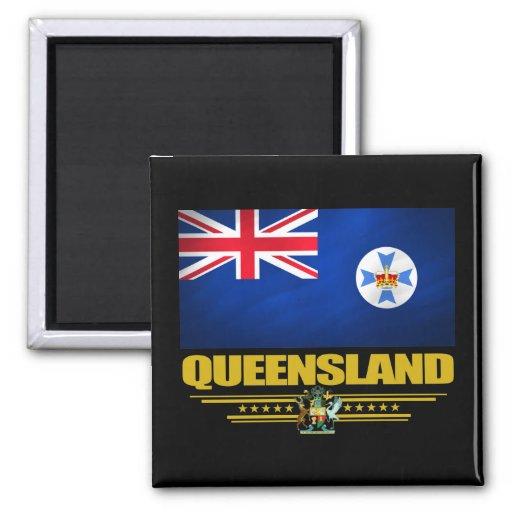 Queensland 2 magnet
