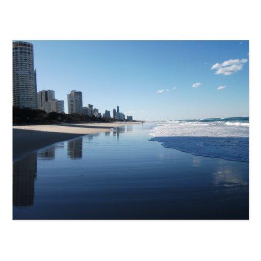 Queensland Australia Sunshine Coast Postcard
