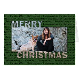 Queensland Red Heeler - Lucy Greeting Cards