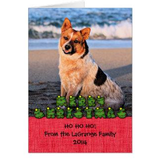 Queensland Red Heeler - Lucy Cards