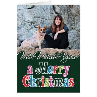 Queensland Red Heeler - Lucy Greeting Card