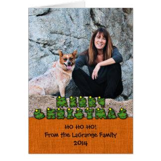 Queensland Red Heeler - Lucy Note Card