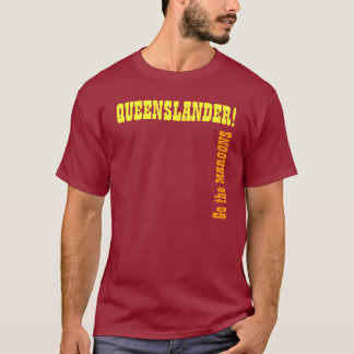 Queensland Supporters Gear - State of Origin T-Shirt