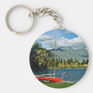 Queenstown Key Ring