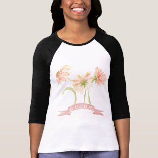 Queer as Flowers Feminist Shirt