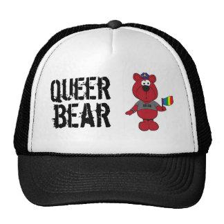 Queer Bear Cap