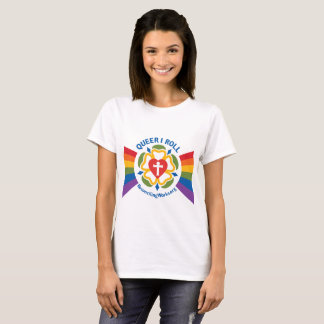 Queer I Roll t-shirt