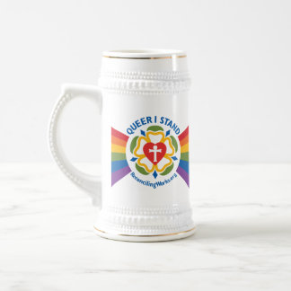 """Queer I Stand"" stein"