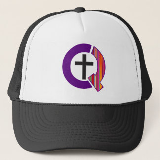 Queerly Christian Logo Hat