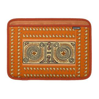 Quenacho Gold Aztec MacBook Air Sleeve