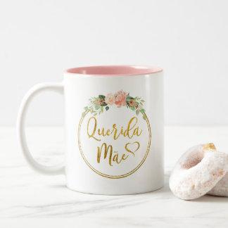 Querida Mãe Coffee Mug - Portuguese