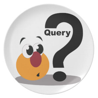 Query Dinner Plate