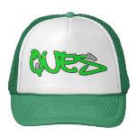 QUES HAT GREEN