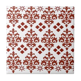 Quest for Spanish Villa Small Square Tile