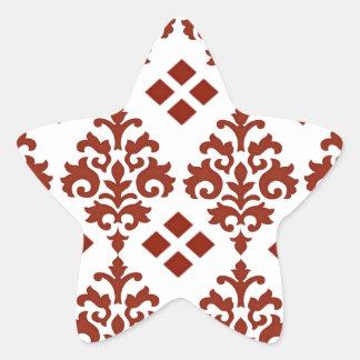 Quest for Spanish Villa Star Sticker