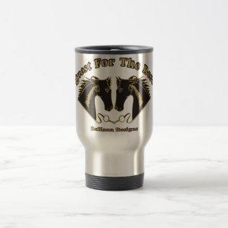 Quest For The Best Black Stallion Mug