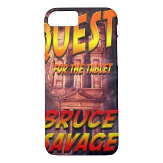Quest for the Tablet Official iPhone case. iPhone 7 Case