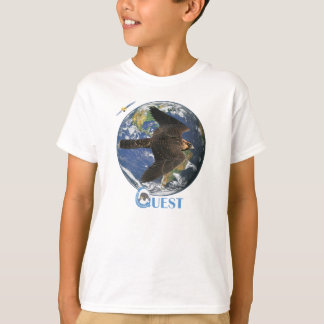 Quest Satellite Kids Tee
