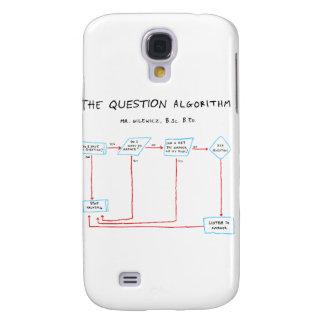 Question Algorithm Samsung Galaxy S4 Cover