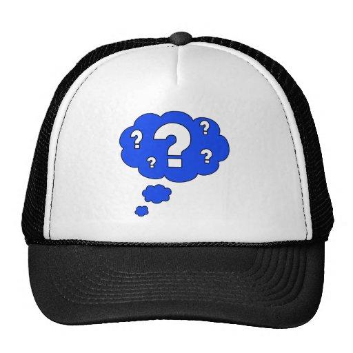 question hats
