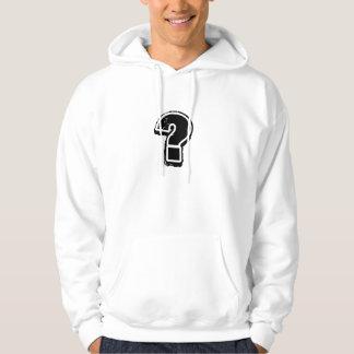 Question hoodie