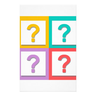 Question Image Fash Stationery