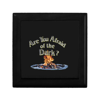 Question is Are You Afraid of the Dark Gift Box