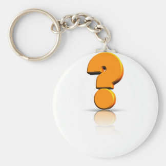 Question Keychain