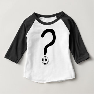 question mark3 baby T-Shirt