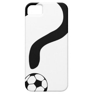 question mark3 iPhone 5 case