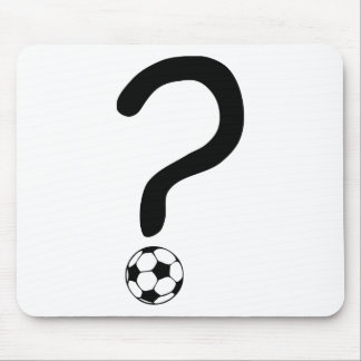 question mark3 mouse pad