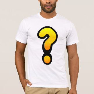 Question Mark and Exclamation Mark T-Shirt