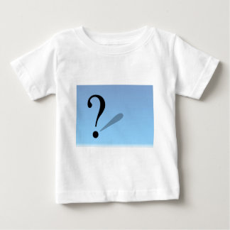 question-mark- baby T-Shirt