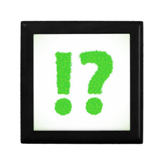 question mark gift box