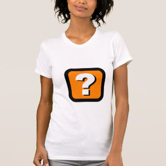 Question Mark! It's a boy? Or It's a girl? Tshirts