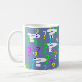 Question Mark Mug