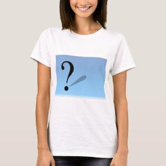 question-mark- T-Shirt
