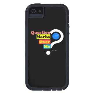 Question Marks Case iPhone 5 Cover