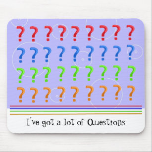 Question Mark Electronics & Tech Accessories | Zazzle com au