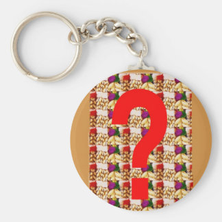 QUESTION NOW N question EVERYING attitude GIFTS Keychain