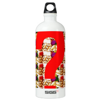 QUESTION NOW N question EVERYING attitude SIGG Traveller 1.0L Water Bottle