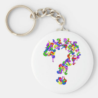Question This Keychain