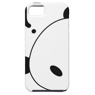 question time panda iPhone 5 case