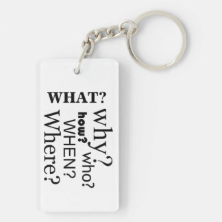 Questions Keychain