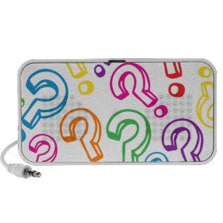 Questions Mini Speaker